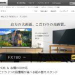 VIERA FX780シリーズ(TH-65FX780)ポイント紹介