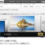 VIERA FX800シリーズ(TH-65FX800/TH-55FX800)ポイント紹介